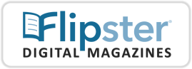 The logo of Flipster Digital Magazines.