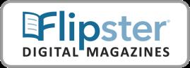 The logo of Flipster Digital Magazines.